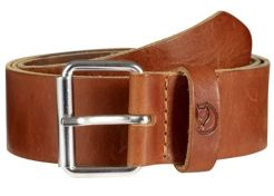 Belt Fjällräven Singi Leather Cognac