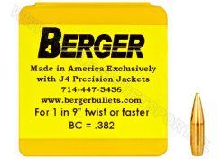 Kogelkoppen Berger Target .224 VLD HP 70 grain