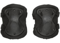 Elbow Pads Invader Gear XPD Black