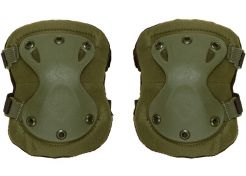 Protection Invader Gear Elbow Pads XPD OD Green