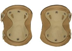Bescherming Invader Gear Knee Pads XPD Coyote