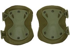 Protection Invader Gear Knee Pads XPD OD Green
