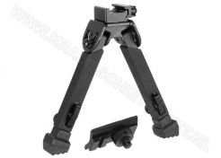 Bipod UTG Rubber Armored