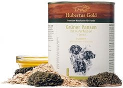 Canned Food Hubertus Gold Menu Green Tripe