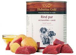 Canned Food Hubertus Gold Menu Beef/Potato