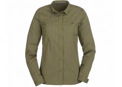 Blouse Blaser Sergia Ladies Olive/Grey