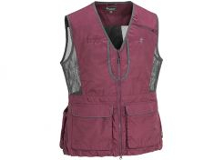 Bodywarmer Pinewood Dog Sports 2.0 Ladies Plum / Anthracite