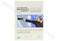 """Book """"Olympisches Pistolen Schiessen"""" MEC"""