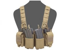 Chest Rig Warrior Assault Systems Pathfinder Coyote Tan