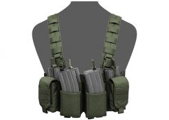Chest Rig Warrior Assault Systems Pathfinder OD Green