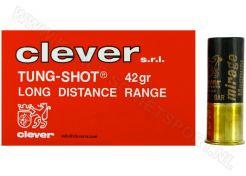 Hagelpatronen Clever Mirage TUNG-SHOT 12-70-4 42 gram