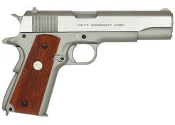 Cybergun Colt 1911 MK IV Stainless