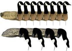 Decoy Sillosocks Canada Goose Harvester Pack Set