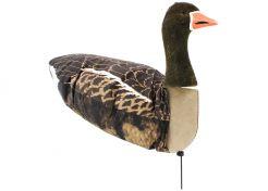 Decoy Sillosocks Grey-lag Goose Standing Right
