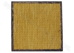 Target Block of pressed straw 60 x 60 cm