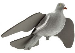 Pigeon Decoy Flocked Flying