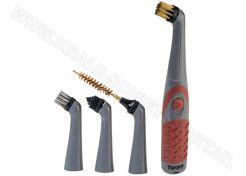 Electric Gun Cleaning Brush Kit Tipton Power Clean