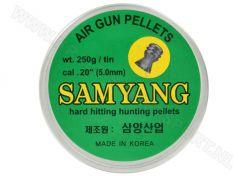 Luchtdrukkogeltjes Eun Jin/Samyang 5.05 mm 23.7 grain