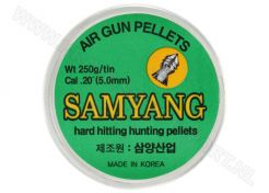 Luchtdrukkogeltjes Eun Jin/Samyang 5.05 mm 22.9 grain