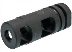 Flash Hider PTS Griffin Armament M4SD 14mm CCW Black