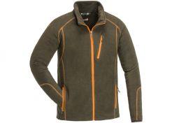 Fleece Vest Pinewood Micco Dark Olive Green