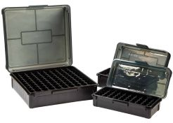 Ammo Box Frankford Arsenal Hinge-Top #504 .22 Hornet/.30-M1 Carbine