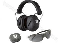 Hearing Protector Browning Tactical Range Kit (incl. shooting glasses)