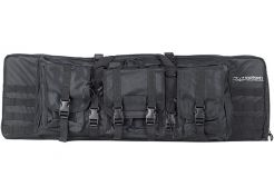 "Soft rifle case Valken Double Rifle 36"" Black 91x30"
