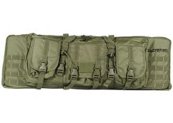 "Geweerfoudraal Valken Double Rifle 42"" Olive Green 107x30"