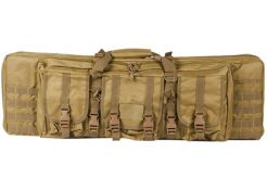 "Soft rifle case Valken Double Rifle 42"" Tan 107x30"