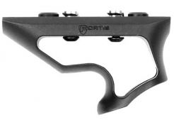Grip PTS Fortis Shift Short Angle KeyMod Black