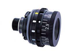 Irisblende AHG 9779-S Zwart