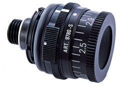 Irisblende AHG 9780-S Zwart