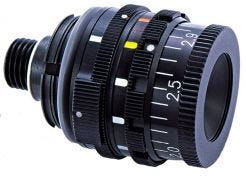 Irisblende AHG 9781-S Black