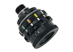 Iris disc AHG 9786-S Black