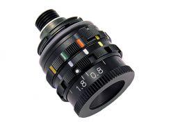 Iris disc AHG 9787-S Black