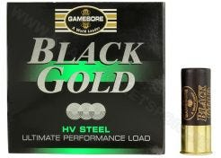 Hagelpatronen Gamebore Black Gold HV Steel kal. 12 32 gram