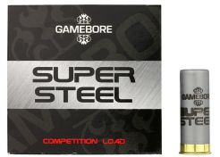 Hagelpatronen Gamebore Super Steel Competition 12-70-7 28 gram
