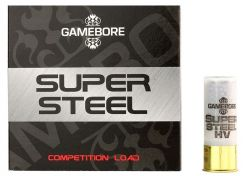 Shotgun Ammo Gamebore Super Steel HV 12-70-7 28 grams
