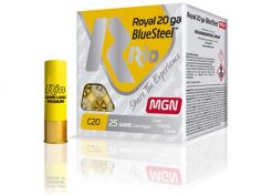 Shotgun Ammo Rio Royal BlueSteel Magnum cal. 20 28 grams