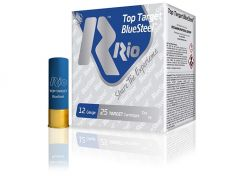 Shotgun Ammo Rio Top Target BlueSteel 12-70-7 24 grams