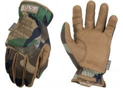 Gloves Mechanix Fast Fit Woodland