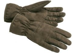Gloves Pinewood Extreme Suede Padded Brown/Olive