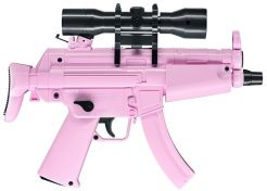 Heckler & Koch MP5 Kidz 6 mm 0.08J Pink