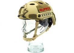 Helm Nuprol Fast Railed Desert