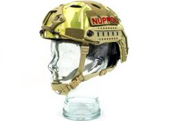 Helm Nuprol Fast Railed Multicam