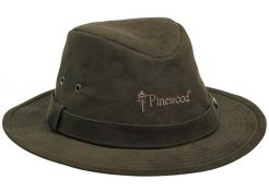 Hat Pinewood Hunting Suede Brown