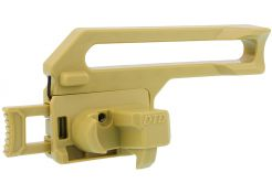 Holster Double Tap Designs MK23 Rapid Retention Tan Right