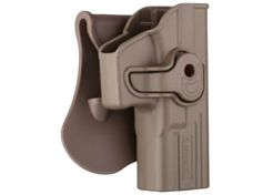Paddle Holster Amomax Glock FDE Right