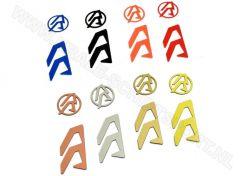 Holster inlay DAA Alpha-X Logo